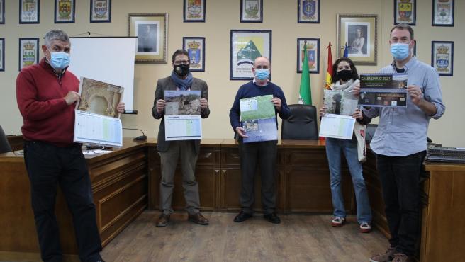 Presentación calendario Axaquía andalusí