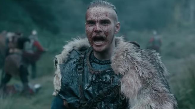 Imagen del nuevo tráiler de 'Vikingos'