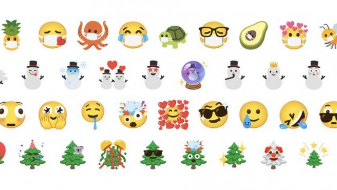 Lo nuevo del teclado de Google permite hasta 14.000 combinaciones de emojis.
