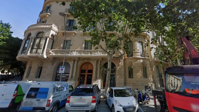 Sede del juzgado número 32 de lo Social de Barcelona.