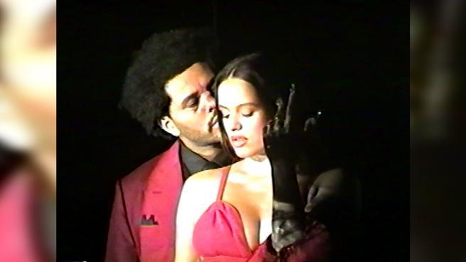Rosalía y The Weeknd estrenan una polémica colaboración