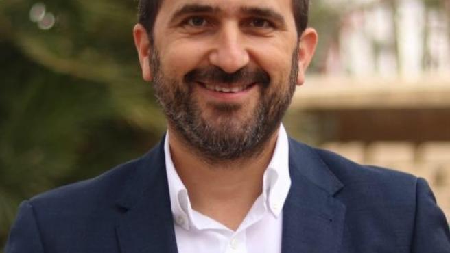 El diputado nacional del PSOE, Juan Luis Soto