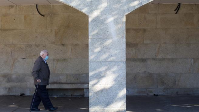 Vilalba, Lugo. La Xunta de Galicia decreta el cierre perimetral del Concello de Vilalba al dispararse los casos de contagio por el coronavirus Covid19. El cierre comporta, entre otras restricciones, el cierre total de la hosteleria, salvo p