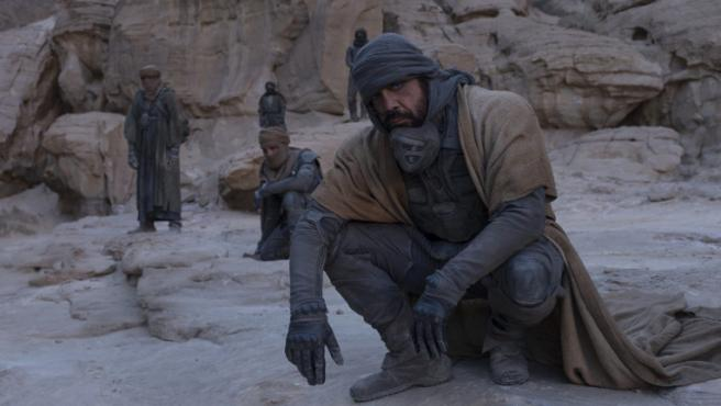 Javier Bardem en 'Dune'
