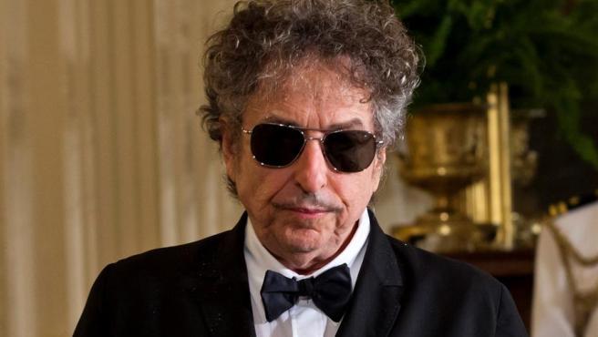Bob Dylan, durante una visita a la Casa Blanca, en Washington DC (EE UU), en 2012.