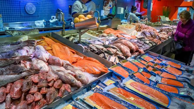 La información obligatoria tiene que constar también en el pescado vendido a granel,
