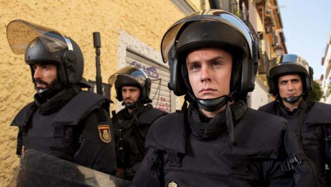 Fotograma de 'Antidisturbios'