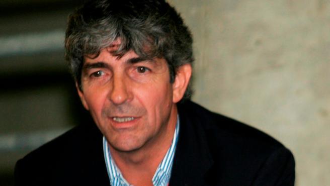 El exfutbolista italiano Paolo Rossi, en 2005.