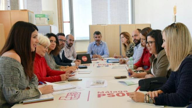Cvirus.- PSOE pide a Diputación ampliar el plazo para que municipios presenten proyectos para fondos europeos