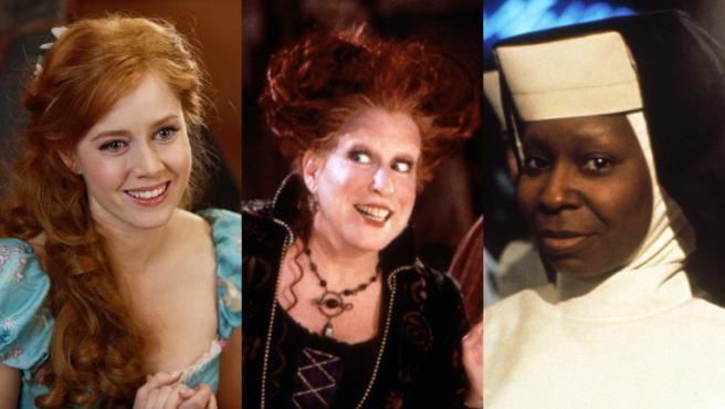 'Encantada', 'El retorno de las brujas' y 'Sister Act'