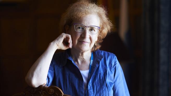 La viróloga del CSIC, Margarita del Val.