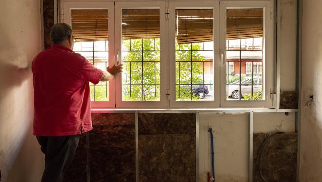 Vivienda en rehabilitación para evitar la pérdida de energía y hacer más eficiente el consumo