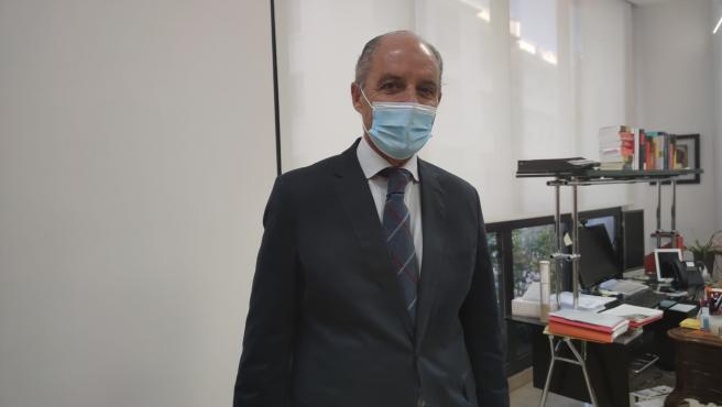 El expresidente de la Generalitat, Francisco Camps