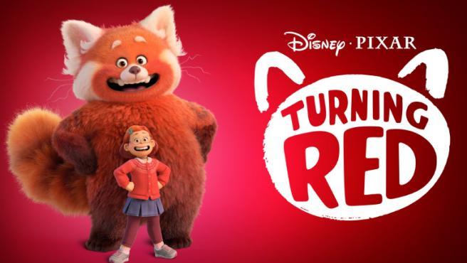 Imagen promocional de 'Turning Red'