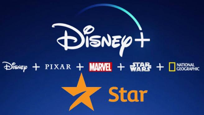 Todas las propiedades que aglutinará Disney+