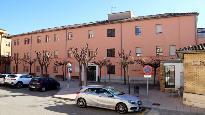 La residencia Fundació Fiella de Tremp (Lleida).