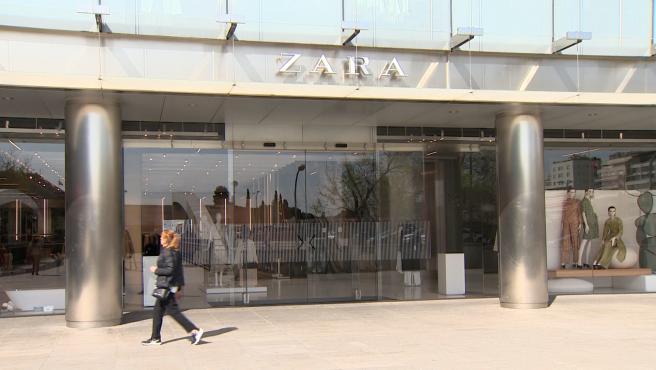 Inditex logra beneficio de 866 millones en el tercer trimestre