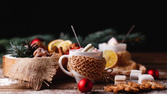 El café es fundamental en cualquier sobremesa navideña.