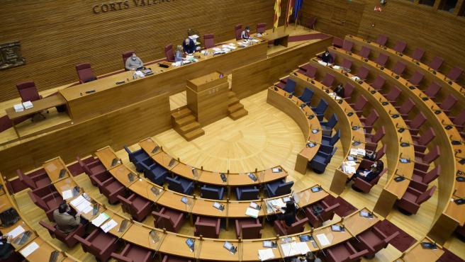 Comisión de Presupuestos de Les Corts