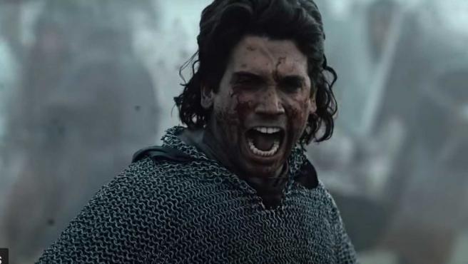 Jaime Lorente como Rodrigo Díaz de Vivar
