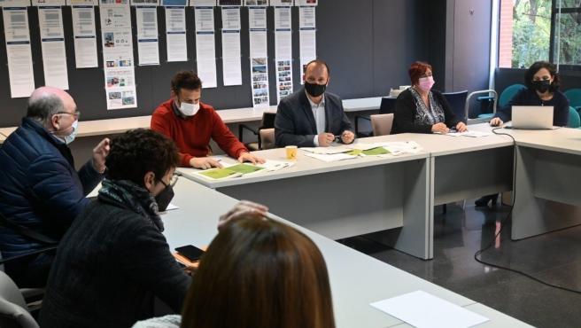 Presentació del 'Catàleg de vivenda pública i amb finalitats socials'