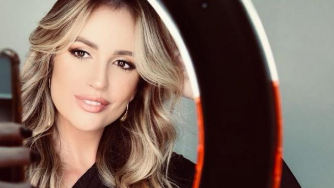 Rebecca Lima, la novia de Jordi Cruz.