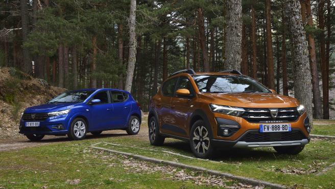Nuevo Dacia Sandero 2021.