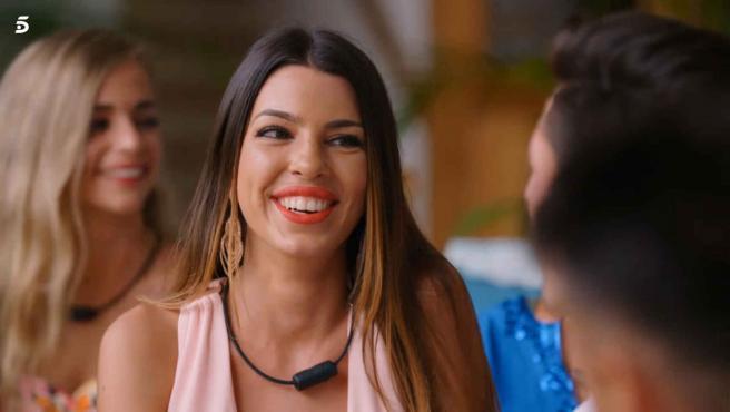 Andrea Gasca, en 'La isla de las tentaciones 2'.