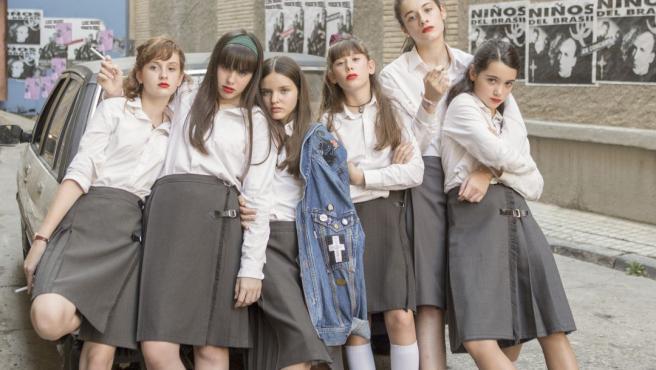 Imagen de 'Las niñas'
