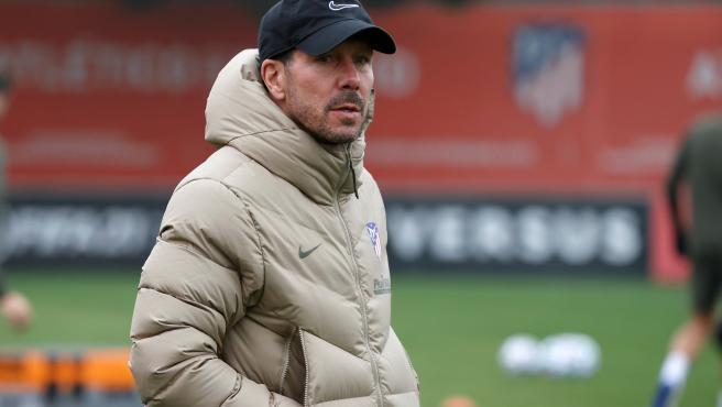 Simeone contará con Diego Costa para el partido contra el Elche.
