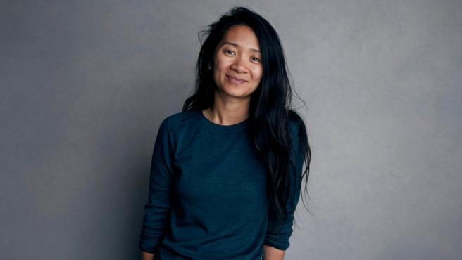 Chloé Zhao fue quien le propuso a Marvel dirigir una película, y así nació  'Eternos'