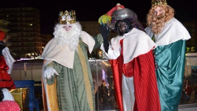 Reyes Magos de Calahorra