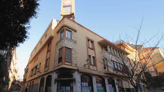 El Pavón Teatro Kamikaze de Madrid.