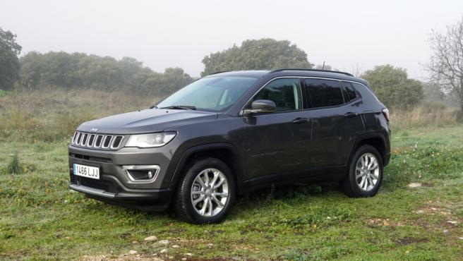 Jeep Compass 4xe.