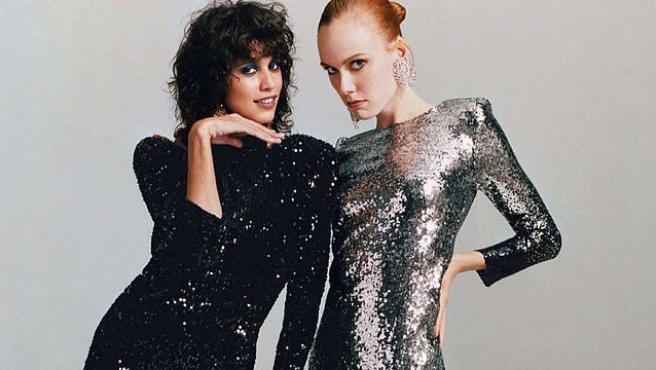 Vestidos de Zara de la nueva colección