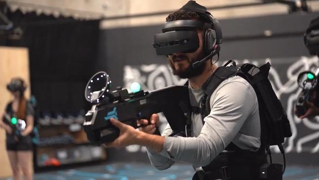 Zero Latency trae a España la realidad virtual de última generación.