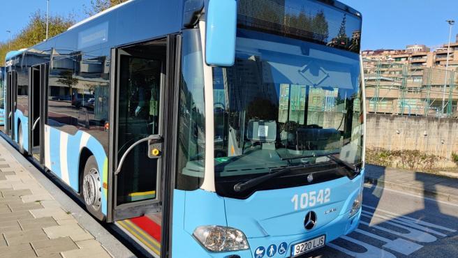 Nuevo autobús híbrido