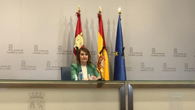 Foto de archivo de la consejera de Educación, Rocío Lucas.
