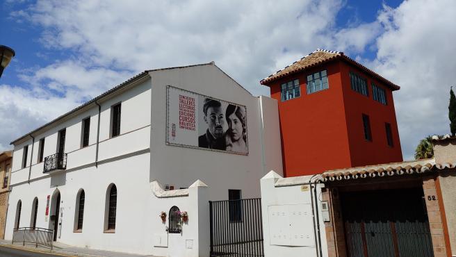 Casa Gerald Brenan en Málaga