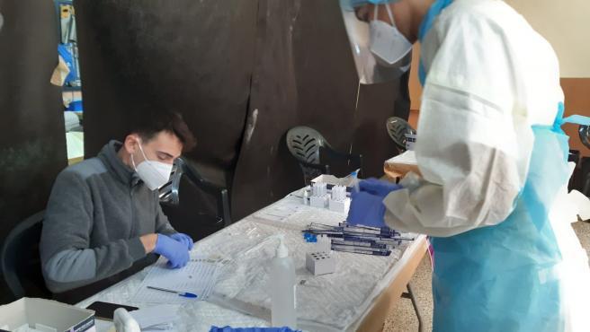 Cribado en la zona básica de Salud de Son Serra-La Vileta.