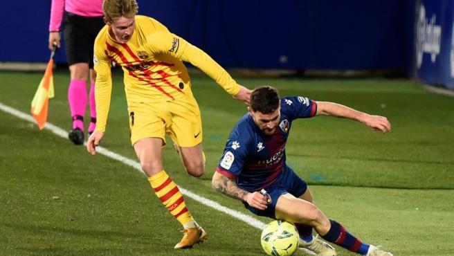 Huesca vs Barça.