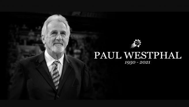 Paul Westphal, exjugador y exentrenador de Phoenix Suns