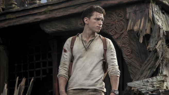 Tom Holland en 'Uncharted'