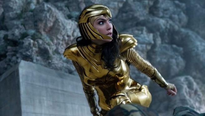 Gal Gadot en 'Wonder Woman 1984'
