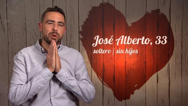 José Alberto, en 'First dates'.