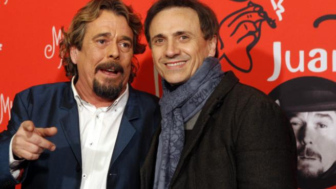 Juan Muñoz y José Mota.