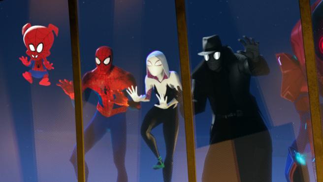 Fotograma de 'Spider-Man: Un nuevo universo'