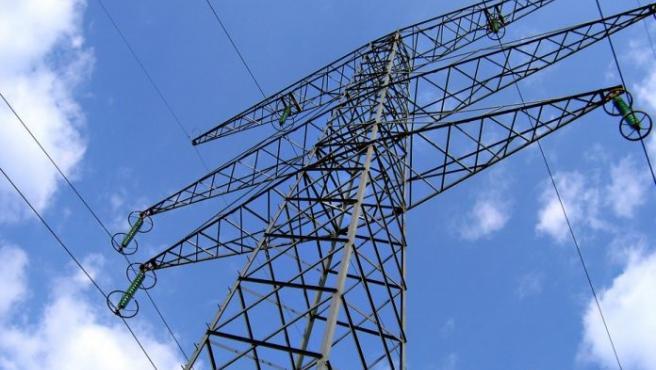 Imagen de recurso de una torre de electricidad (imagen de archivo).