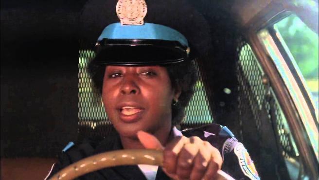 Marion Ramsey en 'Loca academia de policía'