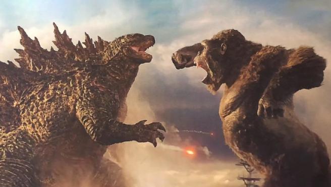 Fotograma de 'Godzilla vs. Kong'